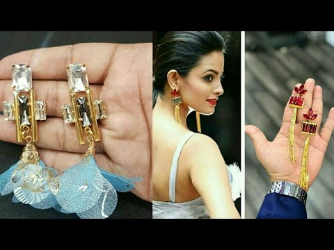 Stylish Fashion Trend of Earrings //Latest Designer Earrings //Trendy Designs //Fashion style