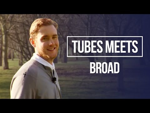 Tubes Meets Stuart Broad | Who's the best footballer in the England squad?