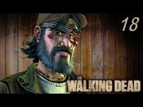 LA VENGANZA DE KENNY   The Walking Dead Temp. 2   Parte 18 - JuegaGerman