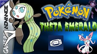 Pokemon Theta Emerald Para Android Hackrom My Boy! GBA PC