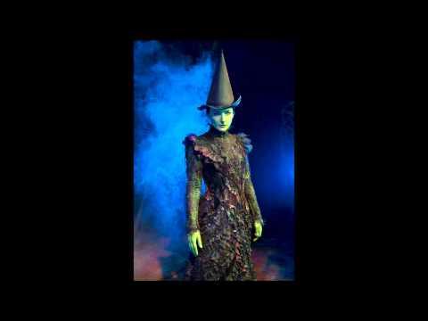 Willemijn Verkaik - Last Wicked show - Defying Gravity