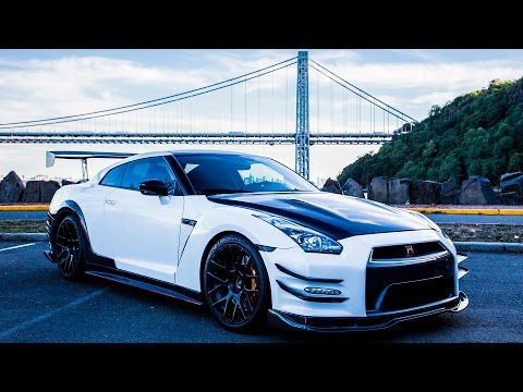 Modified Nissan GTR Review