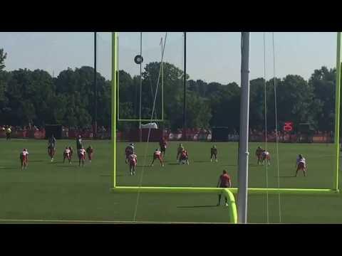 Kansas City Chiefs Training Camp 7 On 7 Drills Full