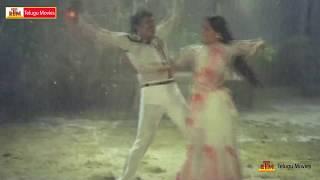 Nagu (1080p) Video Songs (నన్నంటుకోమాకు) - Telugu Songs -  Chiranjeevi,Radha ,Satyanarayana