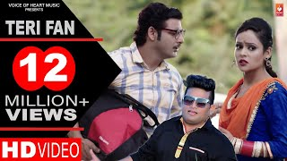 Teri Fan New Haryanvi DJ Song 2017 Vijay Varma Richa Hooda Raju Punjabi Sheenam Katholic