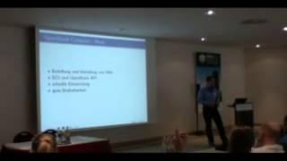 OSDC 2011 | Christian Baumann: Enterprise Cloud Lösung   Open Stack in der Praxis