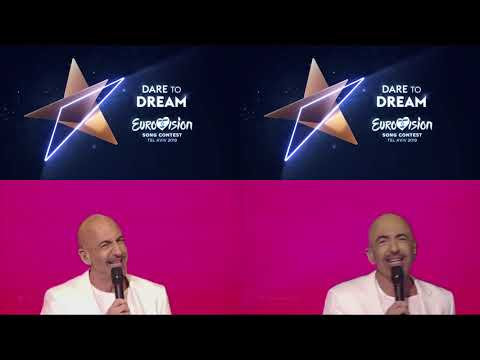 Serhat Say Na Na Na 4split Eurovision 2019