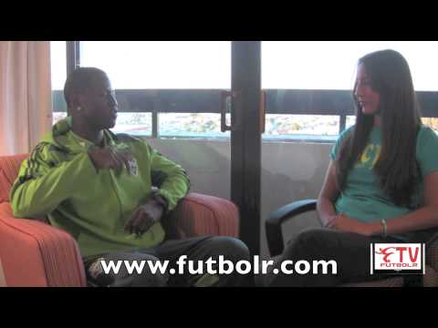 Seattle Sounders FC & USMNT Eddie Johnson interview FutbolrTV part 1