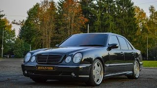 Mercedes Benz W210 AMG Styling