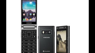 Samsung SM G9198 flip phone features Review