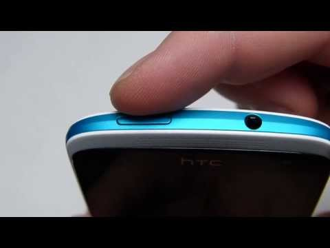 HTC Desire 500 hands-on in White