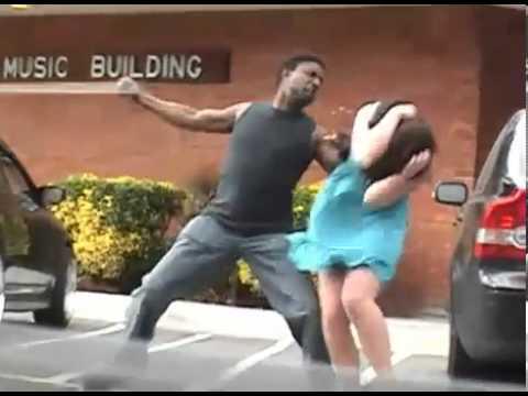 un homme veut frapper sa copine quand tout 224 coup videogaglol