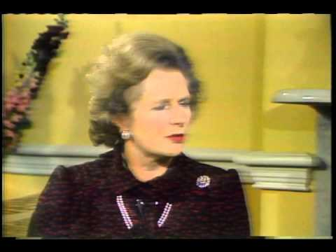 Margaret Thatcher on The MacNeil/Lehrer Report