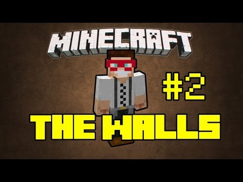 The Walls #2: Dobry enchant? /Minecraft Serwer