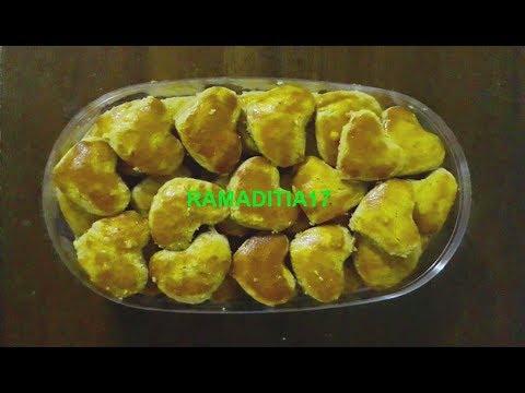 Resep Cara Membuat Kue Kacang Jadul Renyah | Edisi Ramadhan