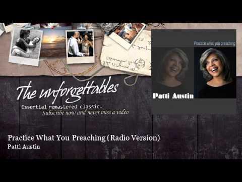 Patti Austin - Practice What You Preaching - Radio Version