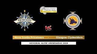 49 - QF3: Nova Scotia Privateers – Glasgow Clydesiders