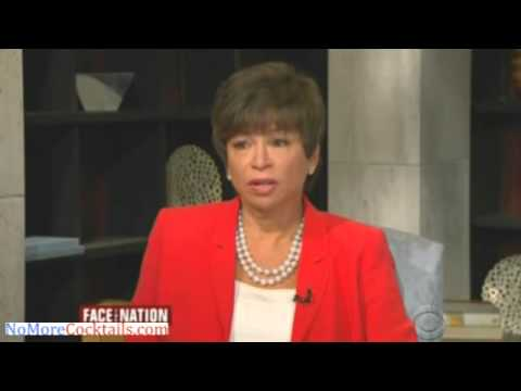 Senior Obama Advisor Valerie Jarrett Calls Attacks on Gaza Hospitals 'Indefensible'