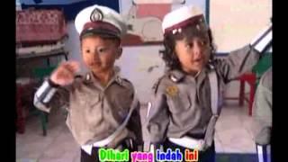 Lagu anak polisi sahabat anak nino dkk