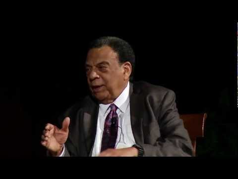 Andrew Young Remembers King's Legacy