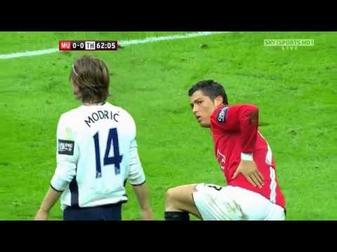 Cristiano Ronaldo First Meet Luca Modric But Hard !