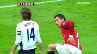 Cristiano Ronaldo First Meet Luca Modric But Hard !