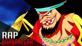 Barbanegra Teach  Rap Tributo 49  One Piece