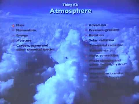 David Randall: The Role of Clouds and Water Vapor in Climate Change