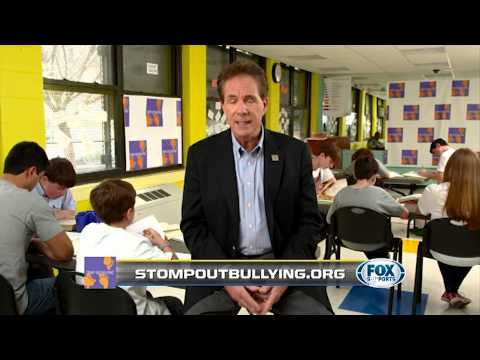STOMP Out Bullying - FOX Sports Supports STOMP Out Bullying? - II