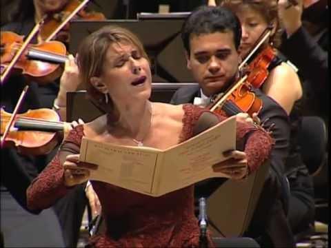 Vier letzte Lieder (Strauss) 3 Beim Schlafengehen - Maria Bayo