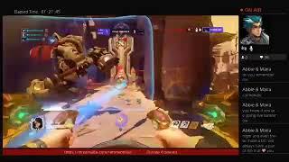 Overwatch Fuckery Stream # 45