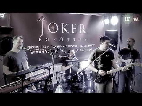 Joker Együttes - ROCK AND ROLL MIX I. (2019) - ÉLŐ FELVÉTEL