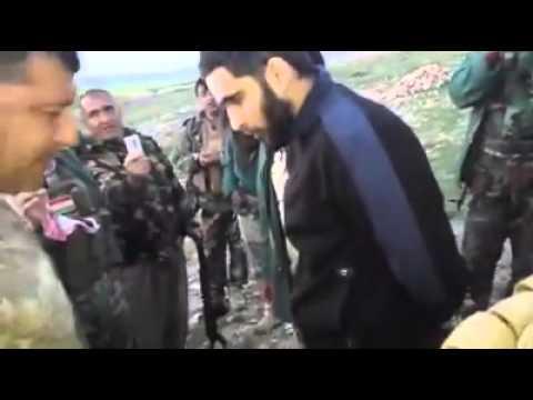 US-Born IS Fighter Captured by Kurds in Iraq