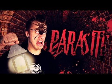 CETTE HORRIIIBLE ARAIGNÉE ! ;_; - Parasite