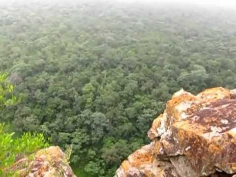 Atop Ugra Sthambham - Ahobilam - Nallamala Hills - Andhra Pradesh