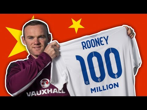 Wayne Rooney offered £100m to leave Manchester United? | Transfer Talk