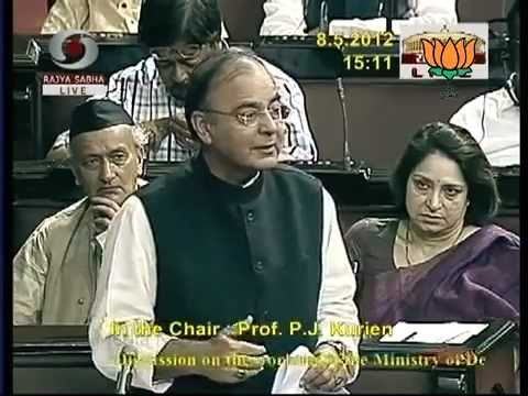 Discussion on working of the ministry of Defence: Sh. Arun Jaitley: 08.05.2012:LQ