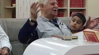 Çantacı Necmi Abi Şanlıurfa sohbeti 24.05.2016