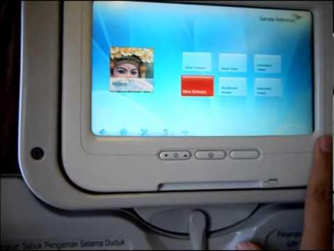 Flight Review Garuda Indonesia