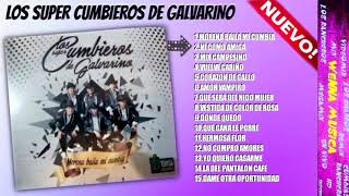 2017 | Los Super Cumbieros de Galvarino - Morena baila mi Cumbia | nuevo 2017 Completo