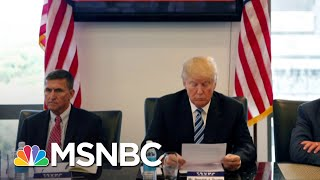 Justice Department Moves To Drop Prosecution Of Michael Flynn Case | Andrea Mitchell | MSNBC