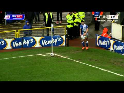 Highlights: Blackburn Rovers 1-1 Leicester City