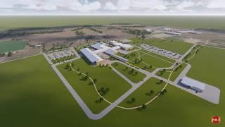WRA Architects / Community ISD High School Design