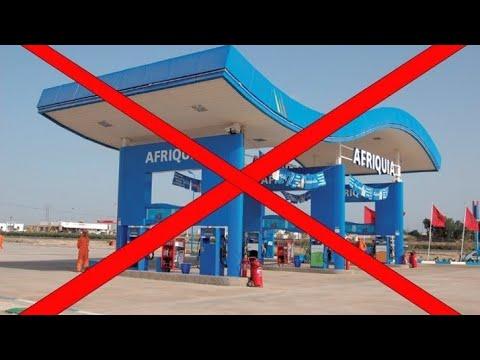 بالفيديو.. مسافرون يجبرون سائق حافلة على عدم التزود بغازوال أفريقيا