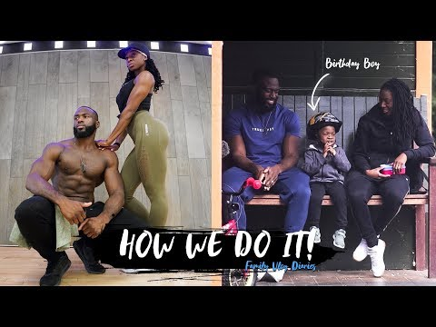How We Stay Fit with a Toddler   Epic TrueBeast Shoot   Gabriel Sey