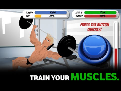 Bodybuilding And Fitness Game Iron Muscle Apps On