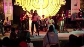 Tournée à Kaolack, Aida Samb chante Bitim Rééw