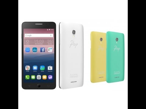 Alcatel One Touch Pop Star 4G 5070X, 5070D
