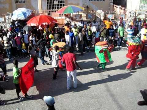 Jacmel Street Carnival 2011