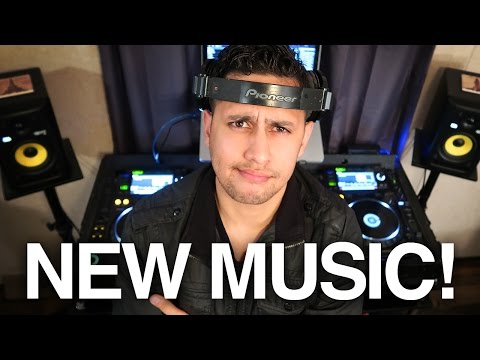 DJ TIPs: How to find NEW MUSIC | HTC VIVE VR Experience